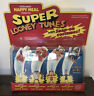 1991 Mcdonalds Happy Meal Toys Looney Tunes DC Super Heroes DISPLAY