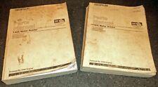 Caterpillar Cat 140g Motor Grader Parts Manual Sebp1709 10 Vol 1 2 1999 Printing