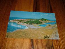 Presqu'ile On The Cabot Trail Cape Breton Nova Scotia Canada vintage Postcard