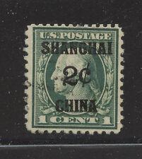 US  K1  Shanghai  used   catalog  $70.00         MS0209