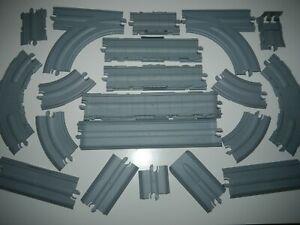Chuggington Interactive Trains Parts 20 x TRACK PIECES _ D2