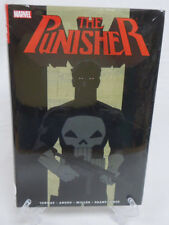 Punisher Back to the War Frank Castle Omnibus Brand New Factory Sealed $100