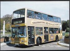 Transport Postcard - Metrobus Olympian 850 in Golden Jubilee Livery G299