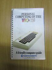 Commodore Vic 20 - User manual - Free UK P&P