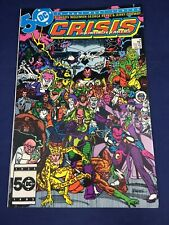 Crisis on Infinite Earths #9 DC Comics 1985 Justice League Arrow Flash VF