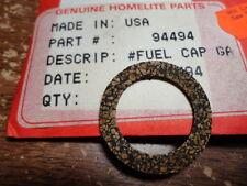 2 Homelite Chainsaw Fuel Oil Cap Gaskets 94494 XL 180 192 200 Little Red Super 2