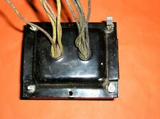 Vintage MIDWEST Heavy-Duty Tube Amp POWER TRANSFORMER Working PULL
