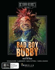 BAD BOY BUBBY (BLU RAY) BRAND NEW / SEALED - REGION B - SLIPCASE EDITION