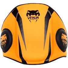 Venum Elite Belly Protector Neo Orange Coaching MMA Boxing Muay Thai Martial Art
