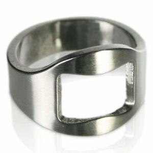 Ootb Stainless Steel Bottle Opener Ring