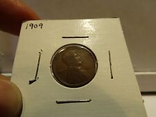 1909 1C Lincoln Cent BN
