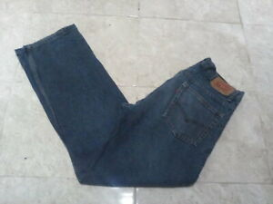 Girls LEVI'S 505 Mid Rise Straight Jeans , size 10 UK , 28W 28L