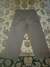 Yohji yamamoto khaki cuffed highwaist corset Pants 3