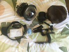 Meikon 40M Underwater Camera Housing for Sony A7 II A7R II A7S II w/ Dome Port