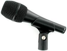 Pro Vocal Hyper-cardioid Microphone Enhanced Proximity Effect Live Studio Record