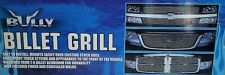 Bully BG-157 Horizontal Bolt-On Billet Grille 05 and up Chevy Silverado 2500HD/3