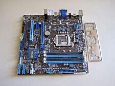 ASUS P8H77-M INTEL H77 MOTHERBOARD 1155 LGA1155 mATX USB 3.0 PCIE 3.0 HDMI