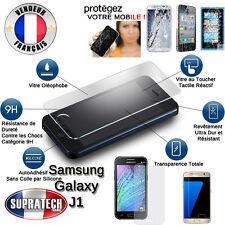 Protection d'Ecran en Verre Trempé Contre les Chocs pour Samsung Galaxy J1 2016