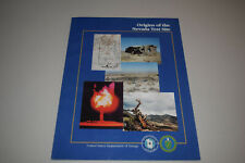 Origins of the Nevada Test Site by Terrence R Fehner History Doe 2000 50th Pb