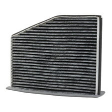 Cabin air filter for Volkswagen GTI Golf Eos CC #1K1819653B