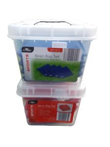 Crane Sports Bean Bag Set X4 Red X 4 Blue Brand New OEM Corn Hole Bean Bags