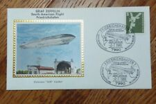 GERMANY FDC COVER 1980 *COLORANO* GRAF ZEPPELIN CACHET