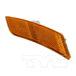Side Marker Light Assembly-Capa Certified Front Left TYC 18-6132-00-9