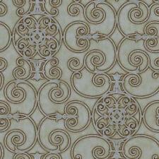 Belleek Ironwork Wallpaper Psn105413 Patty Madden Wallpaper - Double Roll