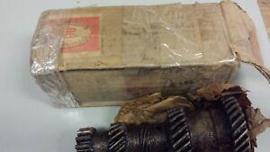 Mopar NOS Transmission Cluster Gear 1941 1942 DeSoto, Chrysler NEW Original box