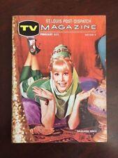 "1967, ""I Dream of Jeannie"" (Barbara Eden), ""TV Magazine"" (Scarce)"