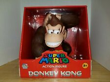 Nintendo Super Mario Donkey Kong Action Figure 11 Inches Tall