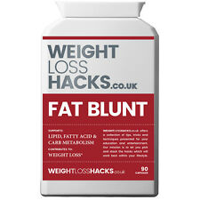 Fat Blunt - Fat Burner and weight loss formula