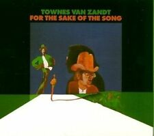 for The Sake of Song 0767981108728 by Townes Van Zandt CD