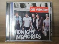 One Direction – Midnight Memories   CD Album Europe 2013 Pop   SYCO 88883774062
