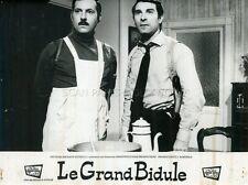 MICHEL SERRAULT  JEAN POIRET  LE GRAND BIDULE 1967 VINTAGE PHOTO ORIGINAL