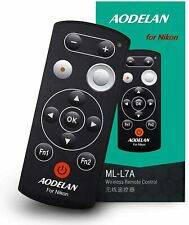 AODELAN Camere Remote Control ML-L7A For Nikon COOLPIX P1000 P950 Z50 B600 A1000