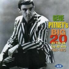 Gene Pitney - Big Twenty - All The UK Top 40 Hits 1961-73 [New CD] UK