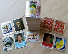 Panini Wm 2010 Komplettset //  Komplett 000 - 638 inkl. (Messi + Ronaldo)