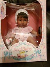 Vintage Rare AA Judith Turner Real Newborn Baby Doll by Hasbro NRFB 1985