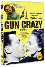 [DVD] Gun Crazy (1950) John Dall, Peggy Cummins *NEW