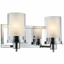 Polished Chrome Juno Series 2 Light Bath & Wall Fixture: 73468