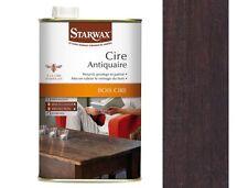 CIRE ANTIQUAIRE bois meuble parquet LIQUIDE NOYER 0.5L STARWAX 78