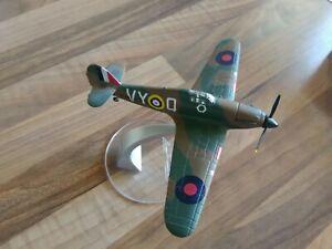 Corgi diecast Hawker Hurricane 1:72 scale
