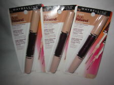 MAYBELLINE  INSTANT AGE REWIND 740 DARK DOUBLE FACE PERFECTOR X 5