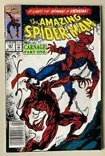 The Amazing Spider-man 361 - KEY - 1st full app of Carnage