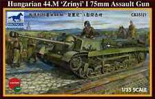 Bronco 1/35 35121 Hungarian 44.M Zrinyi I 75mm Assault Gun