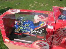 GUILOY 1/10 MOTO MOTORCYCLE APRILIA RSW 250 TONI ELIAS TEAM REPSOL MoviIStar