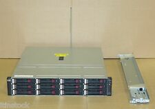 HP StorageWorks EVA4400 5.4 TB STORAGE ARRAY AG638B con unità 12x 450 GB 15k