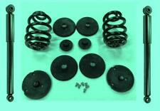 MERCEDES VITO V CLASS W638 REAR COIL SPRINGS SHOCK ABSORBERS AIR CONVERSION KIT
