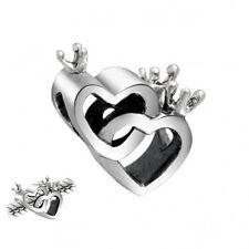 Abalorio de plata 925 /Universal/ Compatible con pulseras europeas-Nº023